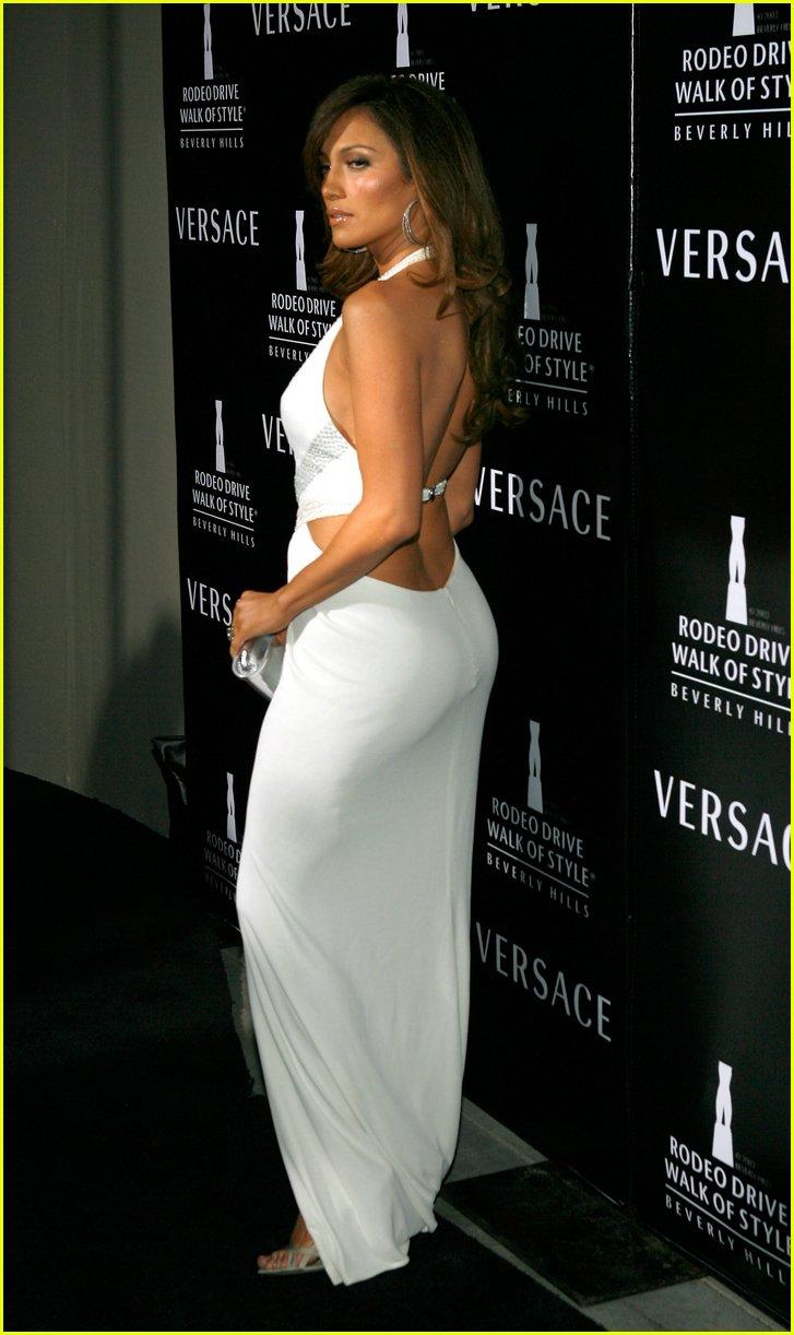 Jennifer Lopez S Walk Of Style Photo 2418984 Jennifer
