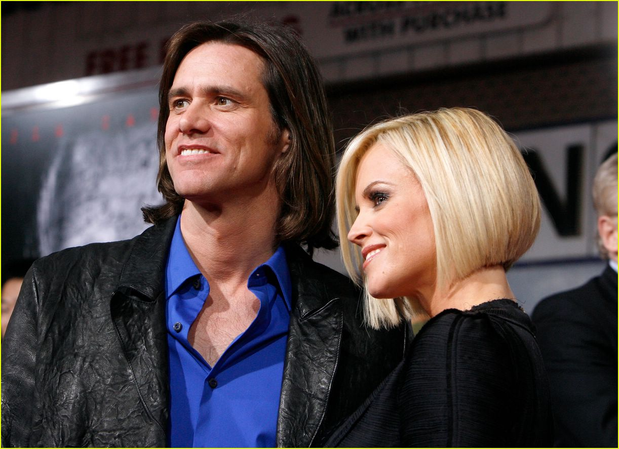 carrey dating jenny jim mccarthy