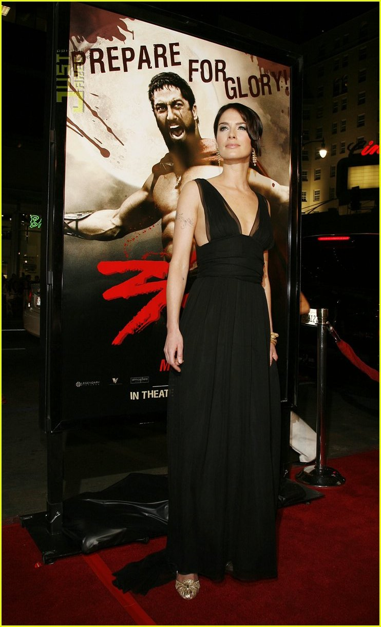 300 Full Movie >> Full Sized Photo of 300 movie premiere 09 | Photo 2416236 ...