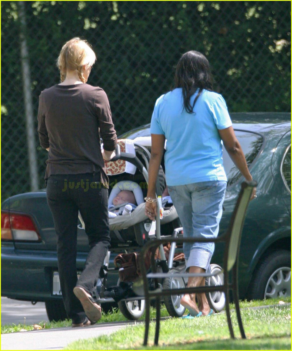 The Dempsey Twins Out for a Stroll: Photo 2415259 | Celebrity Babies ...