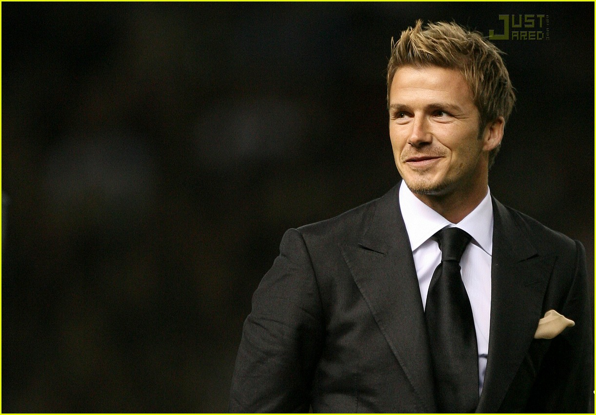 david beckham good bye england 07