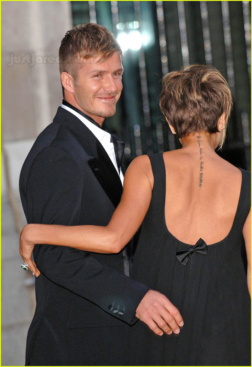 Becks Gets A New Haircut Photo 2414019 David Beckham