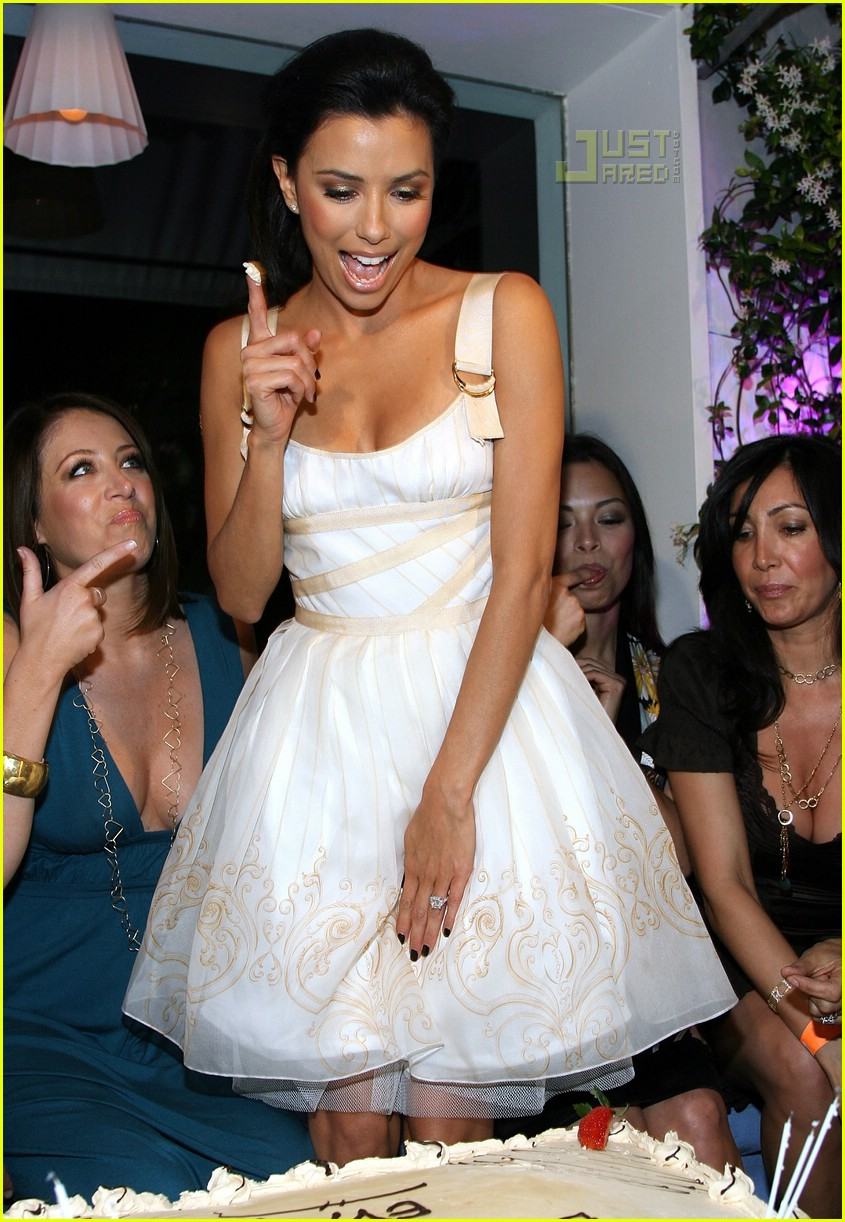eva longoria birthday party 03