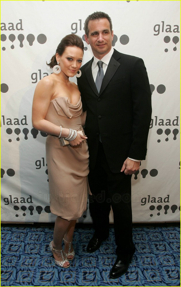 hilary duff glaad awards 0271571