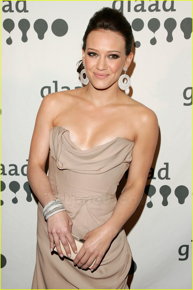 hilary duff glaad awards 1271671