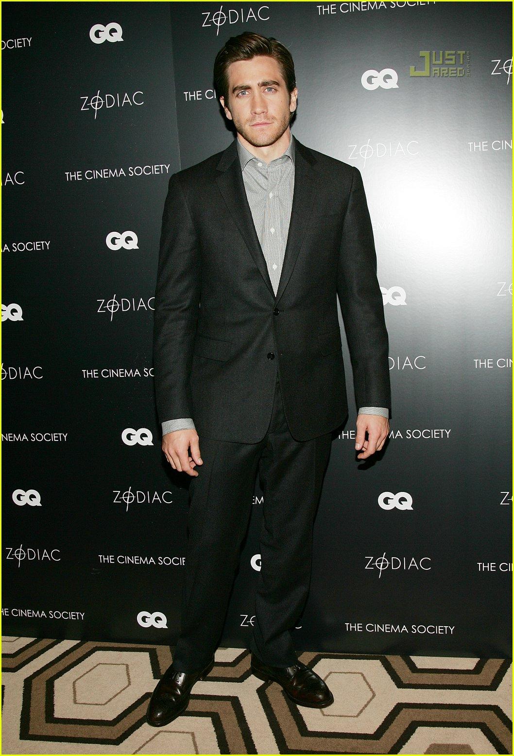 jake gyllenhaal zodiac premiere 022416773