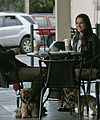 michelle rodriguez starbucks 04