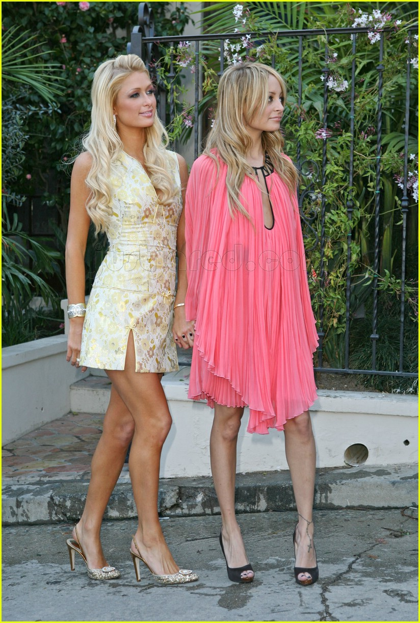 paris hilton nicole richie simple life 5 02