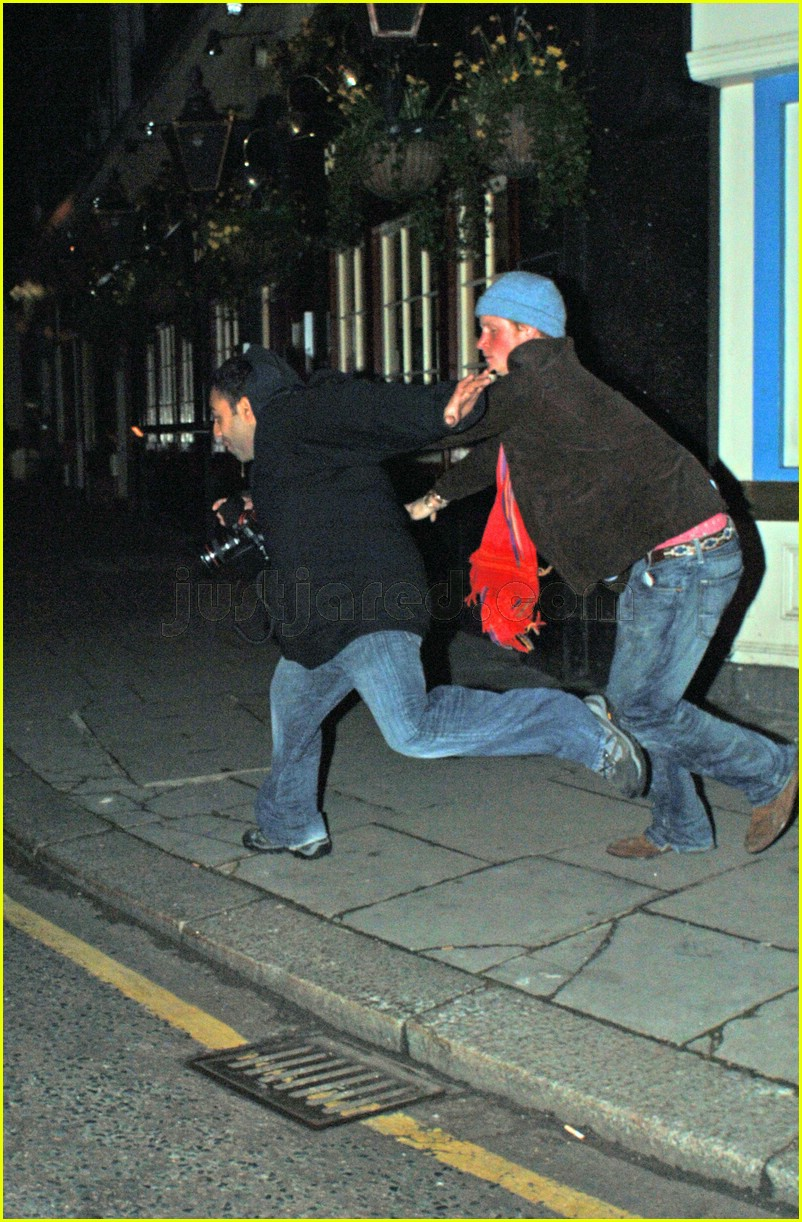 prince harry chasing paparazzi 12 - When Did Prince William And Kate Middleton Get Married