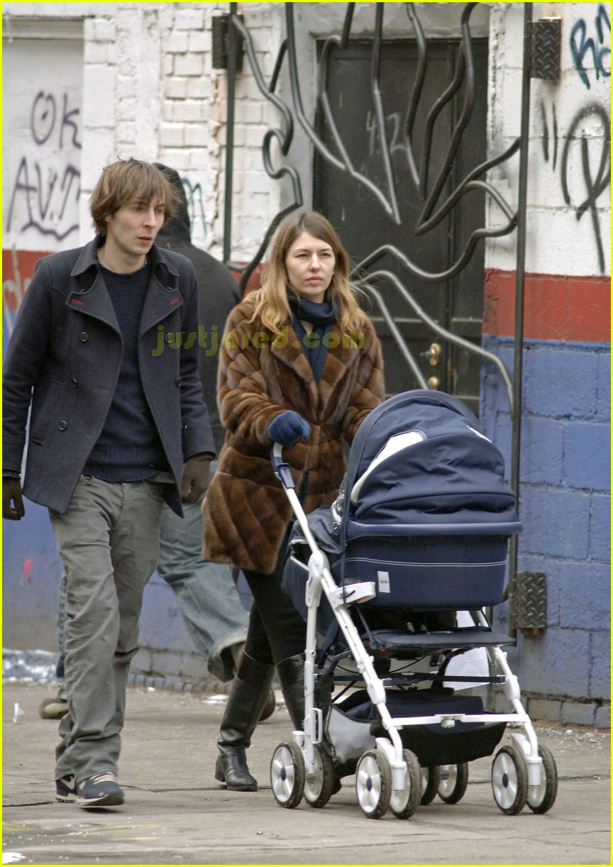 Sofia Coppola: Motherhood is Great!: Photo 2416075 | Celebrity