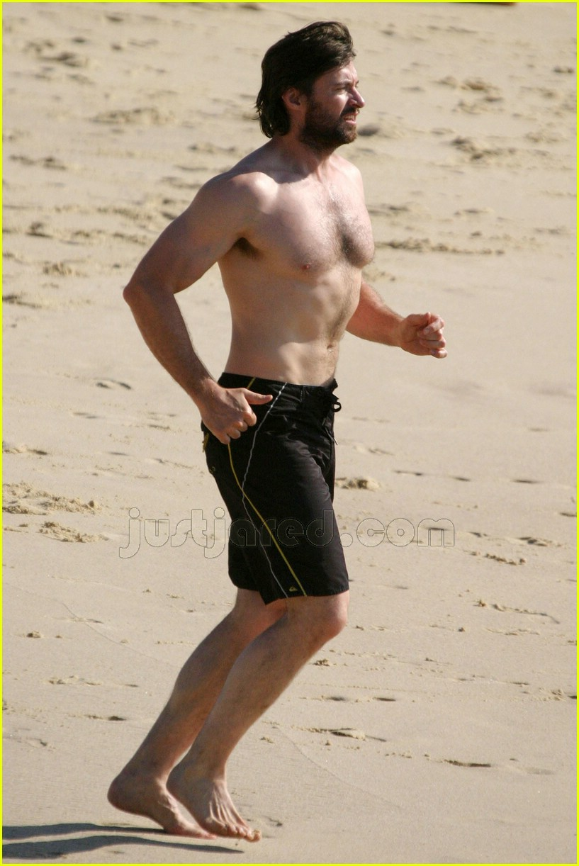 hugh jackman shirtless 03109271