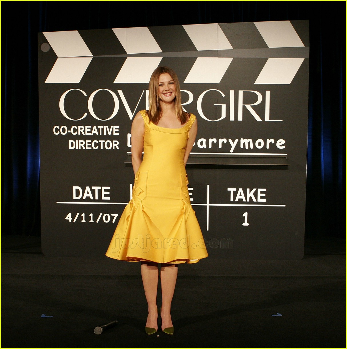 drew barrymore covergirl 02100491