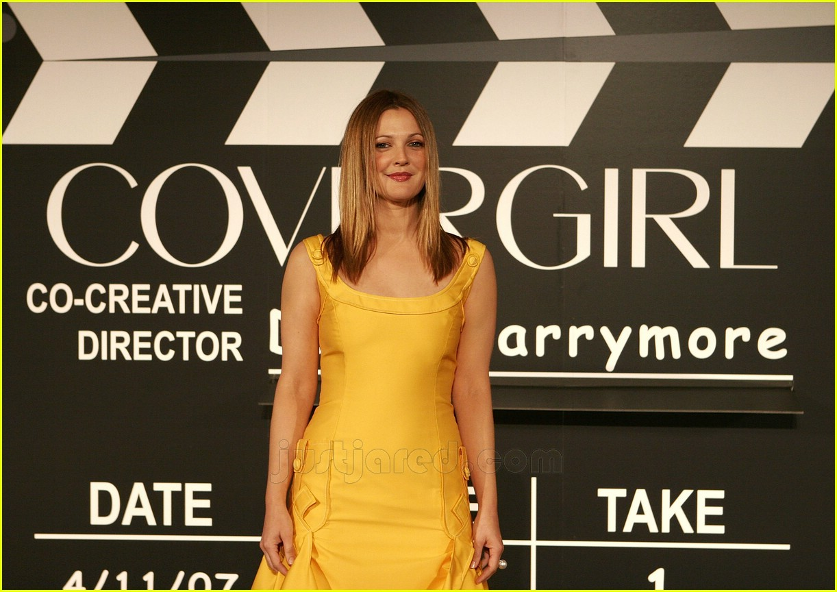 drew barrymore covergirl 11100581