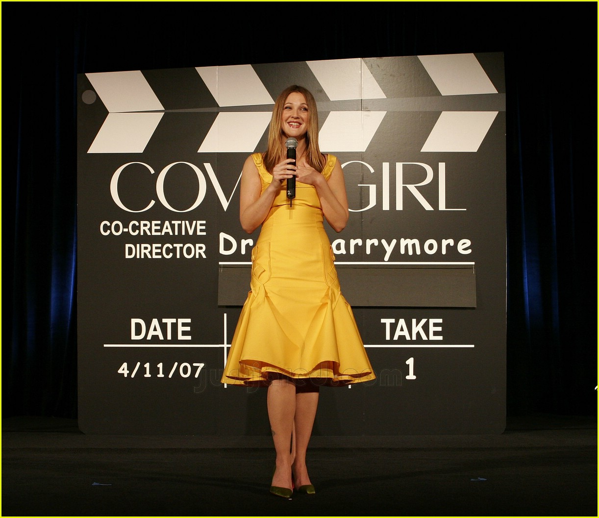drew barrymore covergirl 13100601