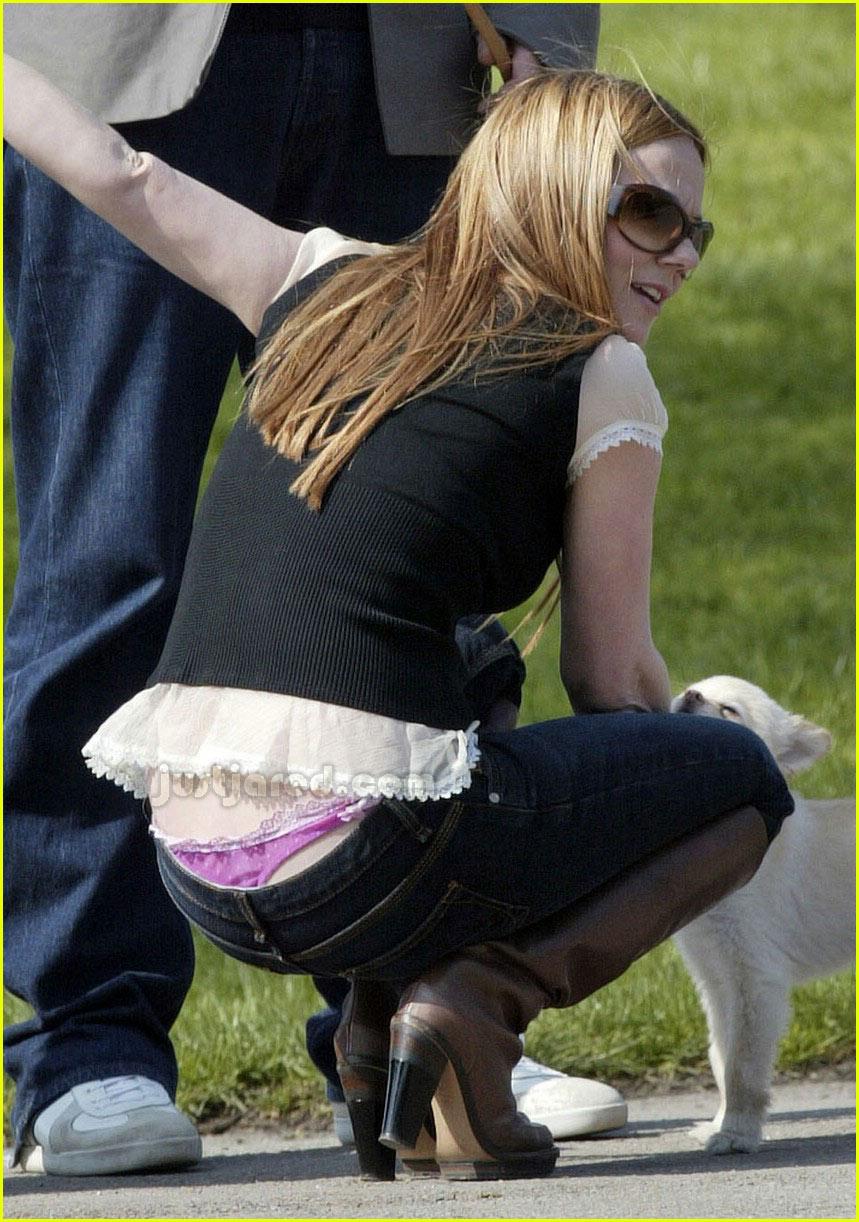 geri haliwell pink panties underwear 0283801