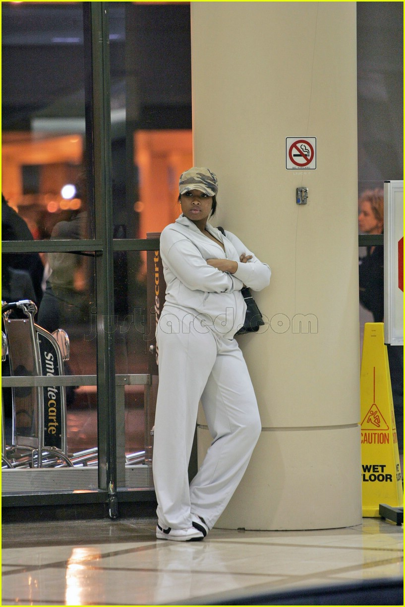 jennifer hudson easter airport 0795781