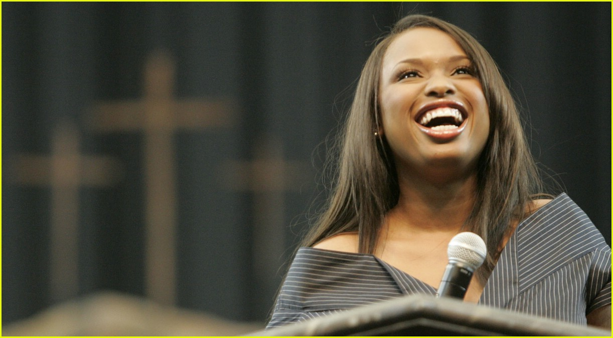 jennifer hudson easter sunday service 0295811