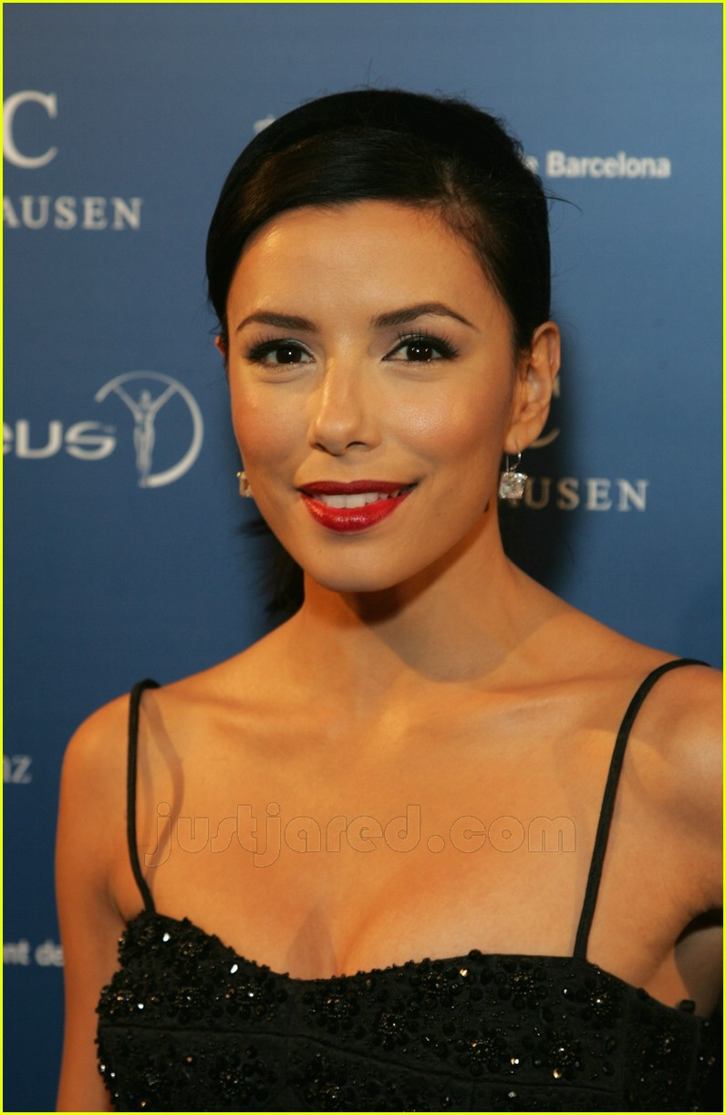 eva longoria laureus awards 01