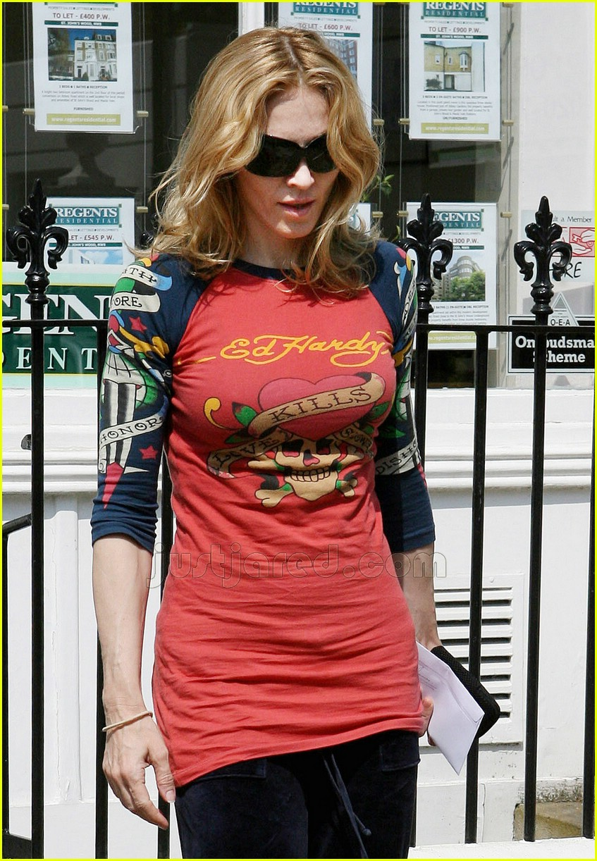madonna new hair color 01135841