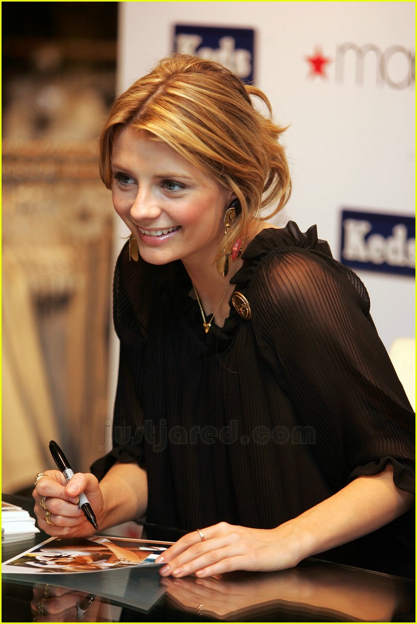 Mischa Meets And Greets Photo 100741 Mischa Barton Pictures