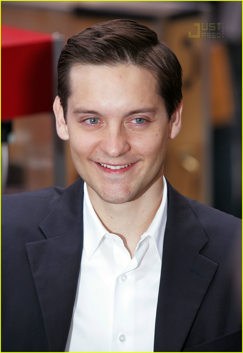 tobey maguire today sh...