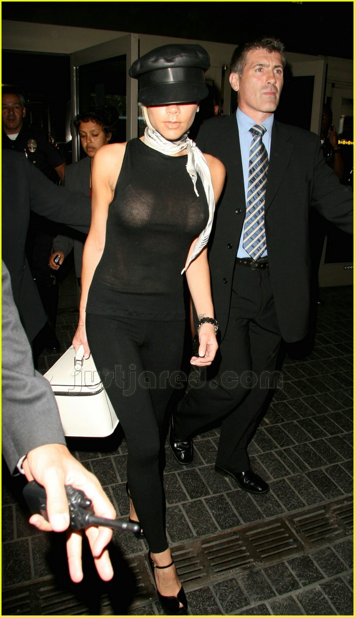 Victoria Beckham To Seal The Deal Photo 134311 Sheer