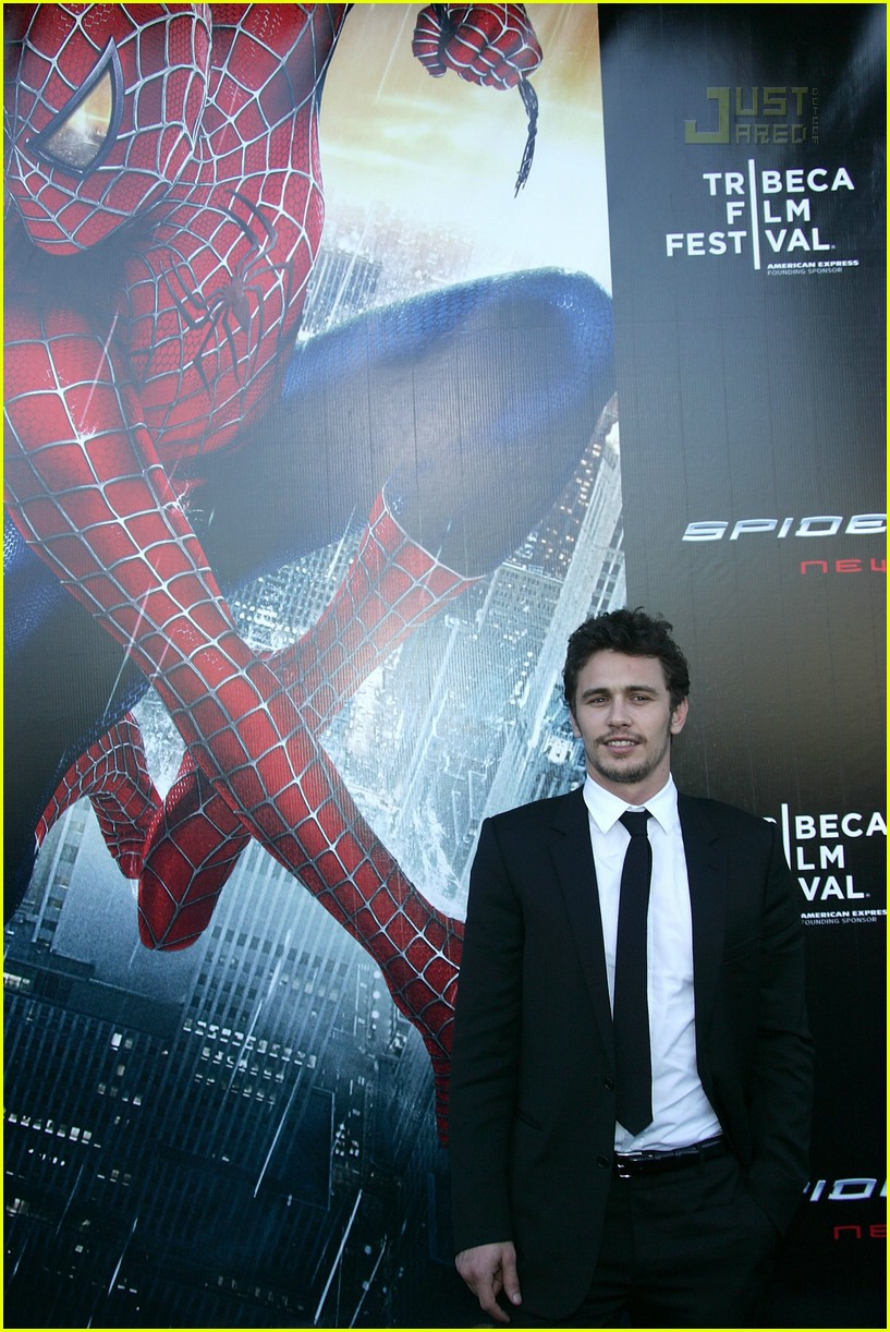james franco spider man 3 tribeca film festival 04