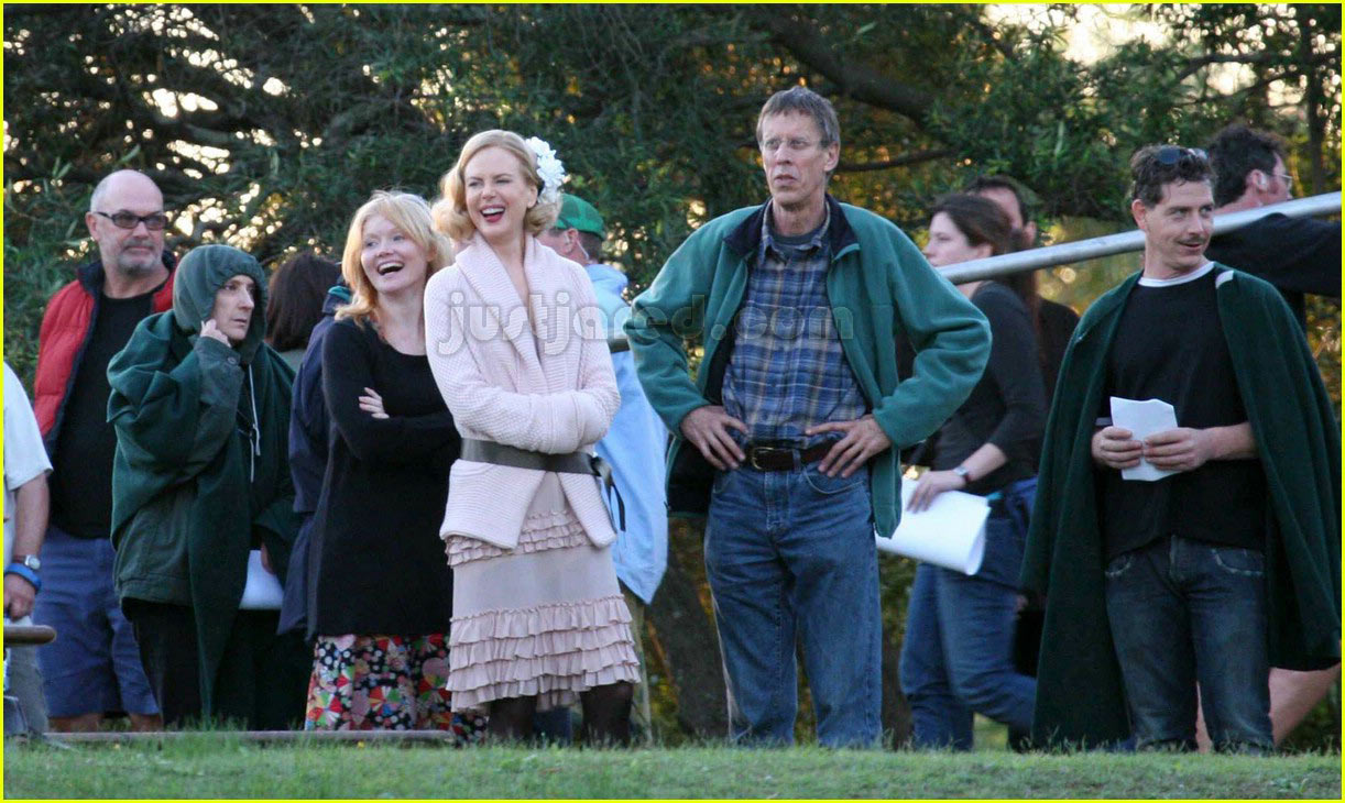 nicole kidman set of australia 01