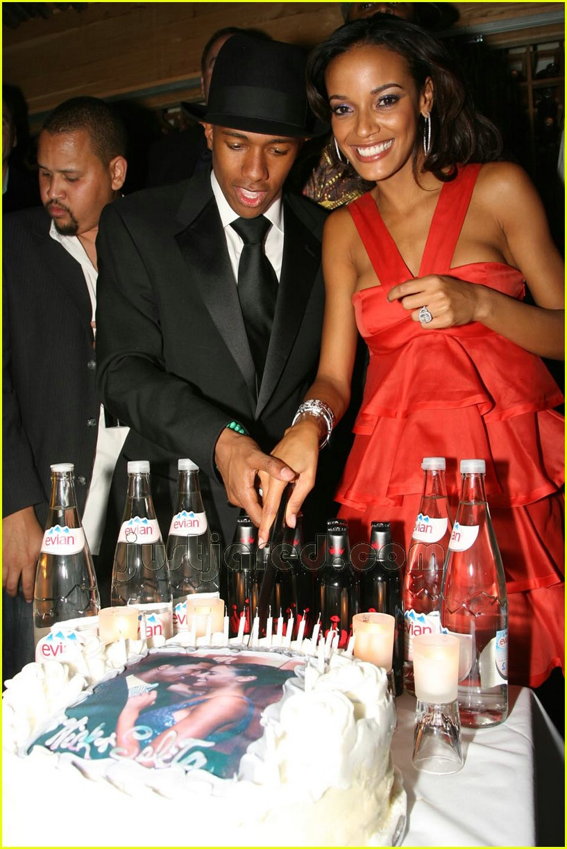 nick cannon selita ebanks engagement party 02154721
