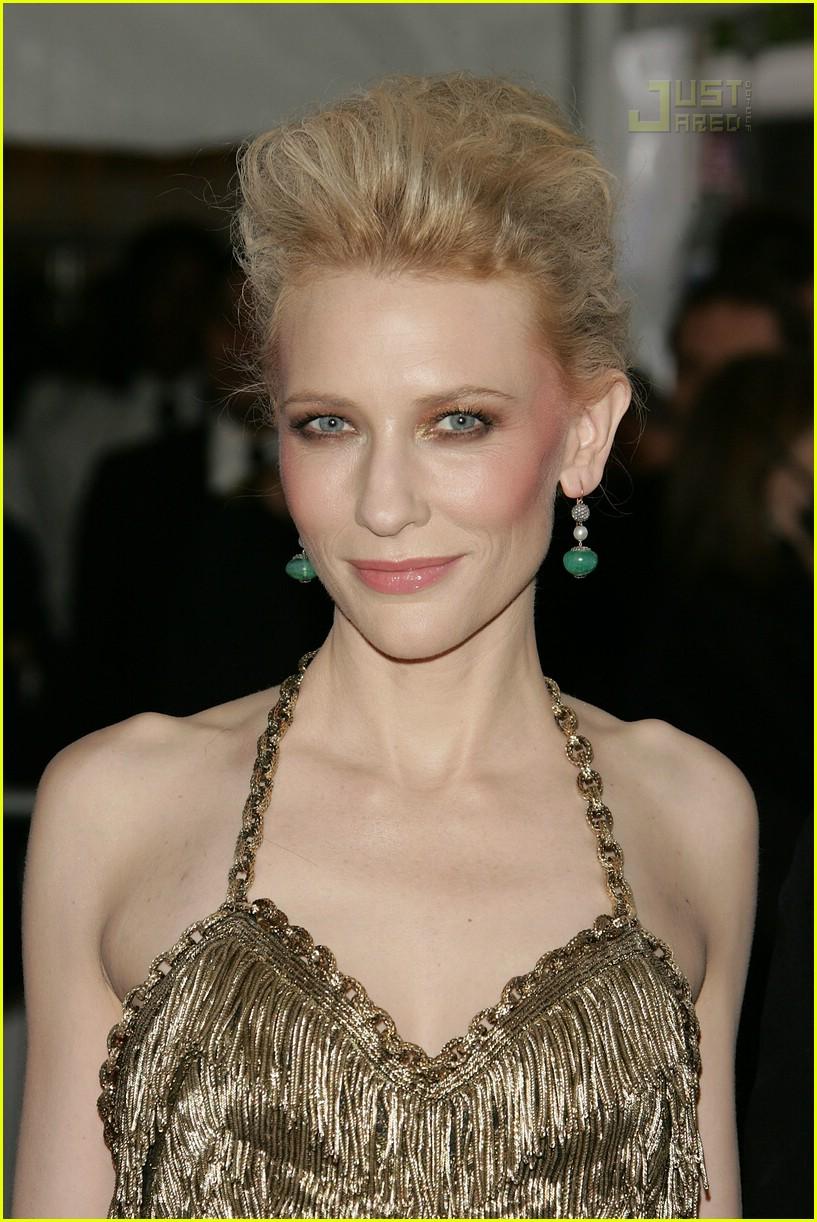 Full Sized Photo of cate blanchett costume institute 2007 ... Cate Blanchett