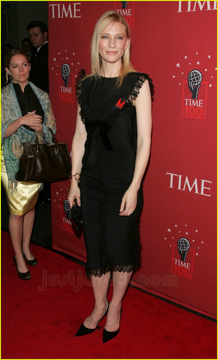 Cate Blanchett @ Time 100 Party Cate Blanchett