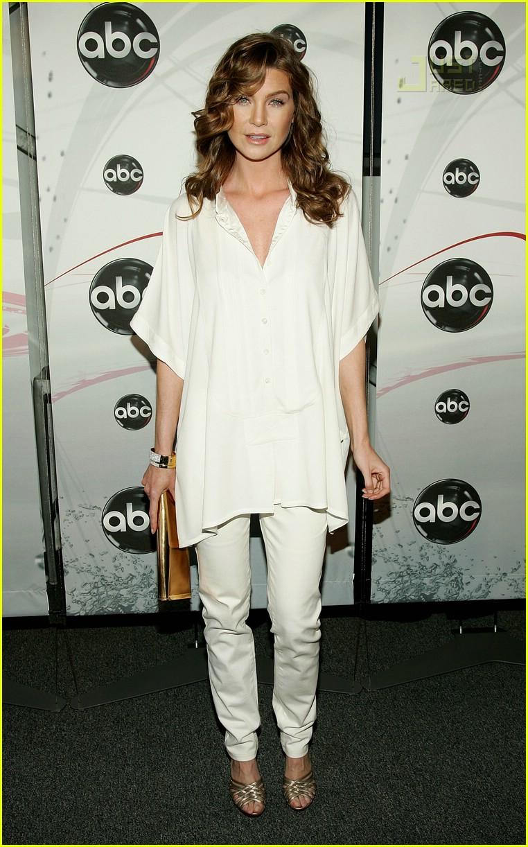 Grey\'s Anatomy Cast @ ABC Upfronts: Photo 167261 | Ellen Pompeo ...
