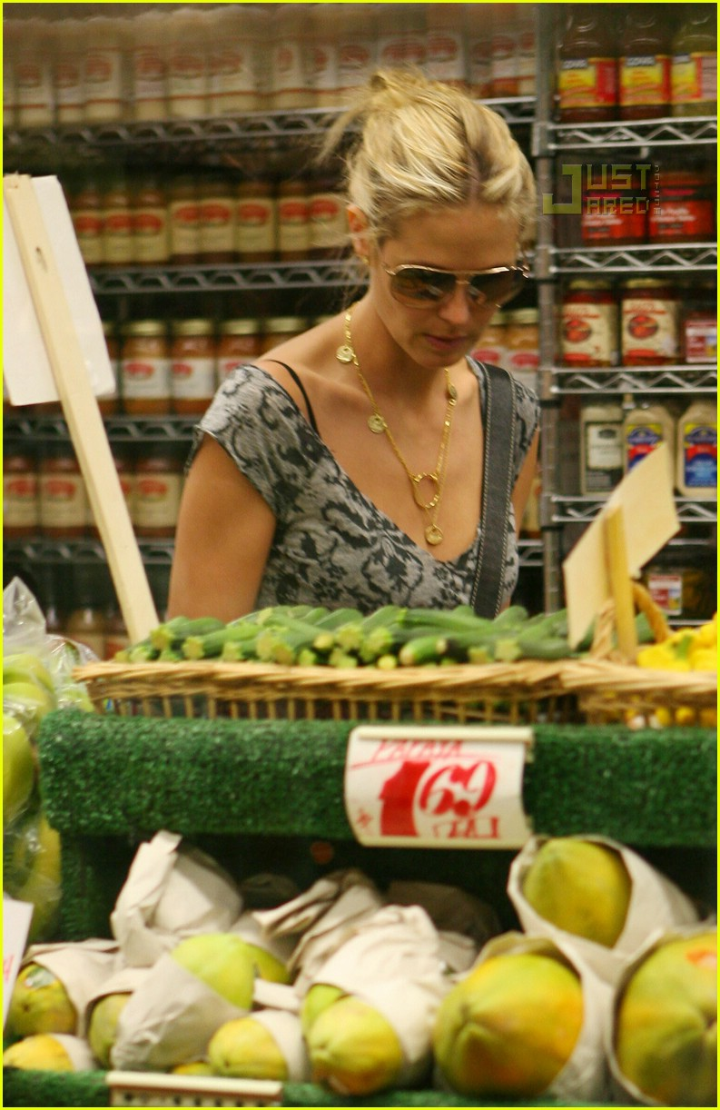 heidi klum kids grocery shopping 03