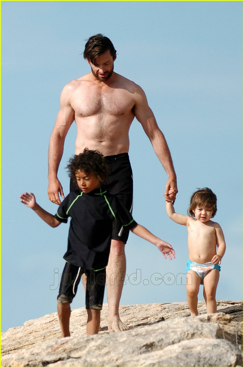 Hugh Jackman's Beach B...