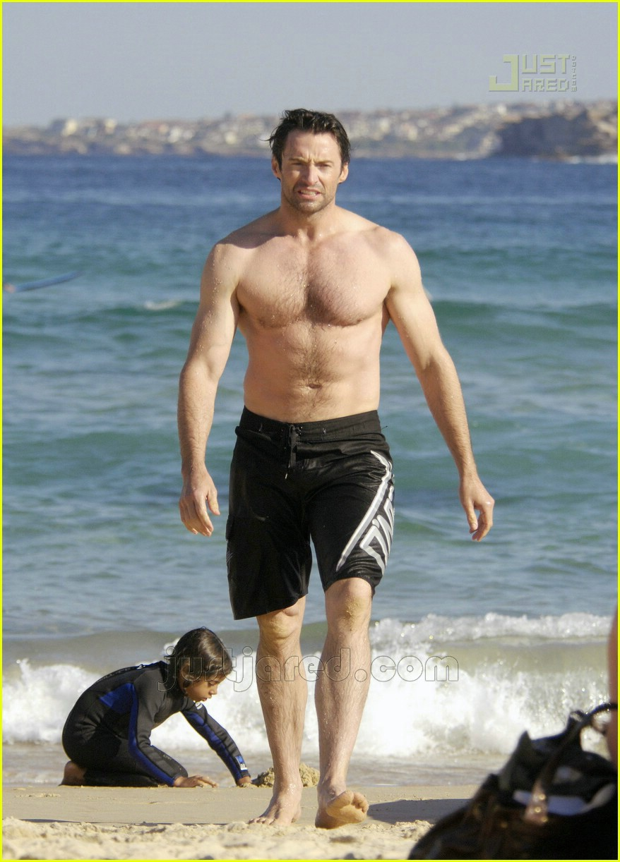 hugh jackman shirtless 09160251