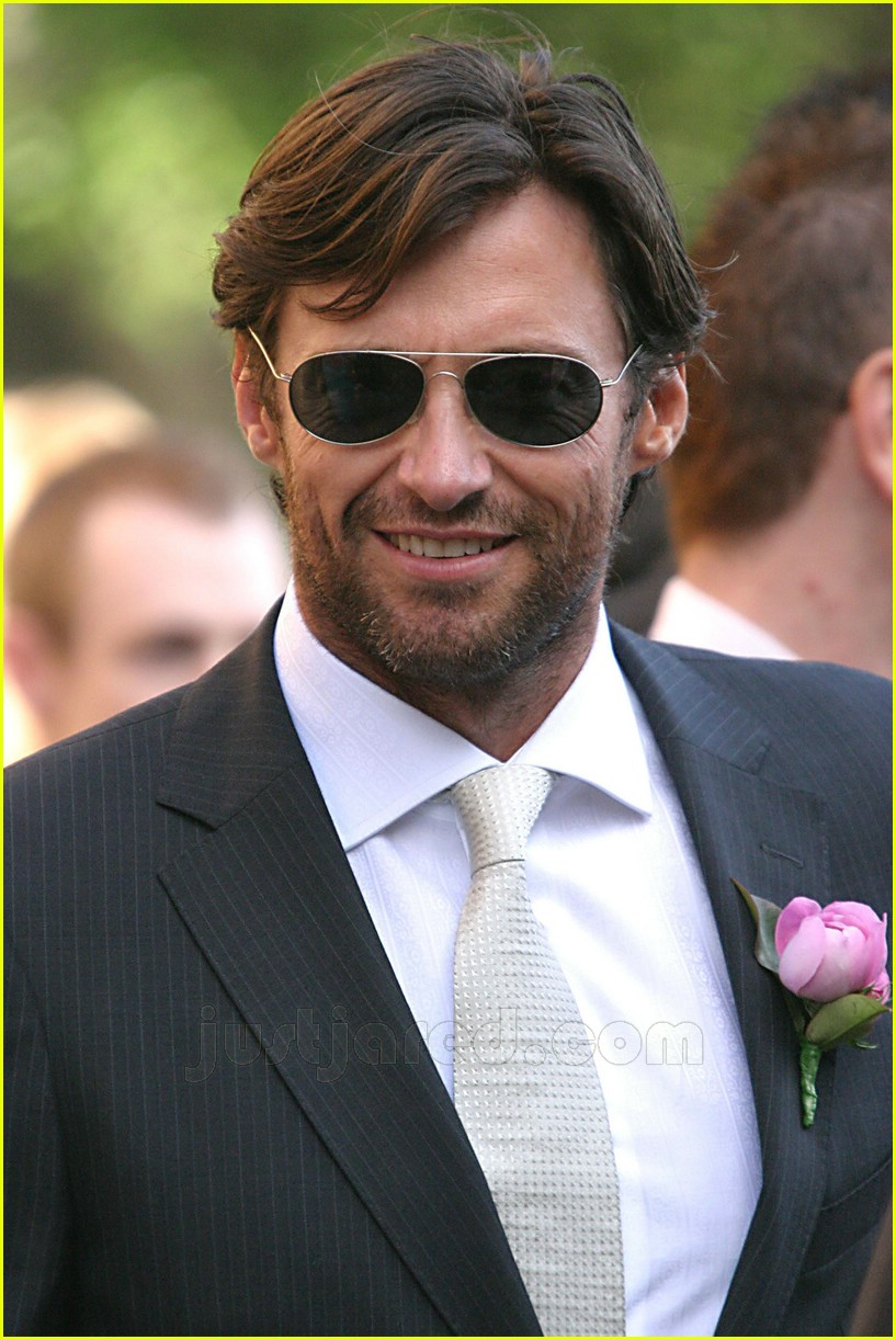 hugh jackman best man 13175061