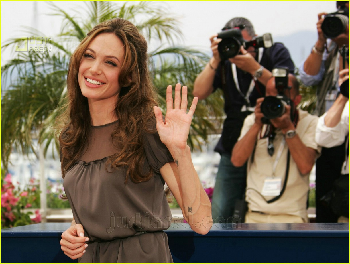 angelina jolie cannes film festival 25178351