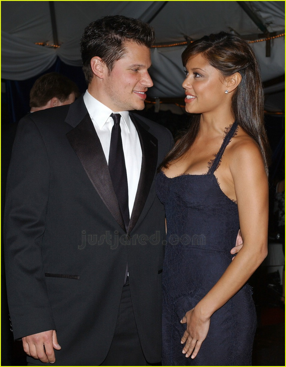 nick lachey vanessa minnillo kentucky derby 02147621