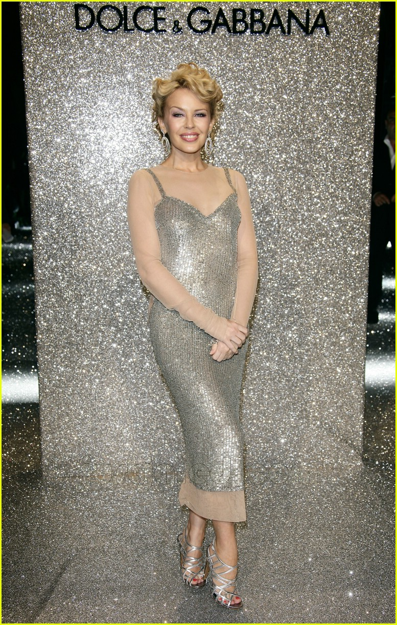 Shine Time For Kylie Minogue: Photo 194171