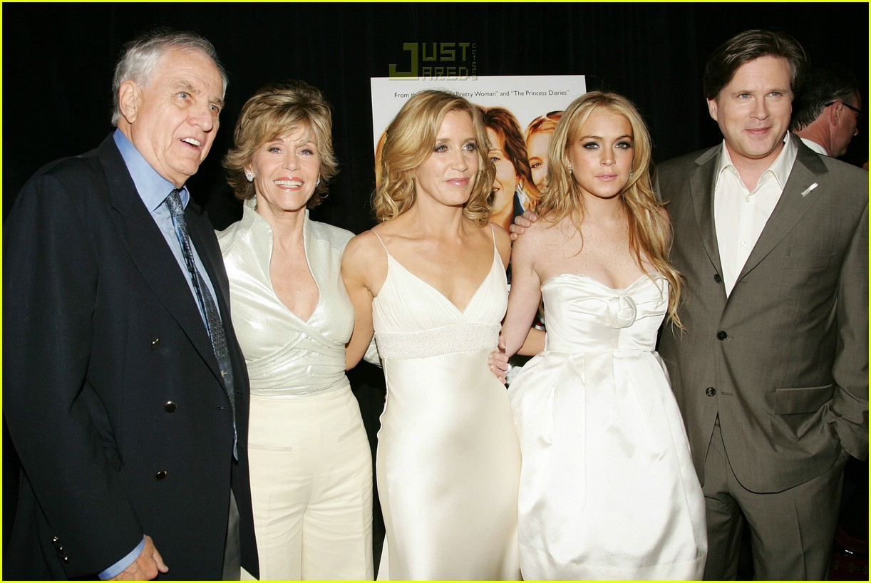 Now jane fonda slags lindsay lohan off a bit too new pictures