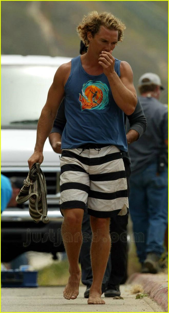 Matthew McConaughey su...
