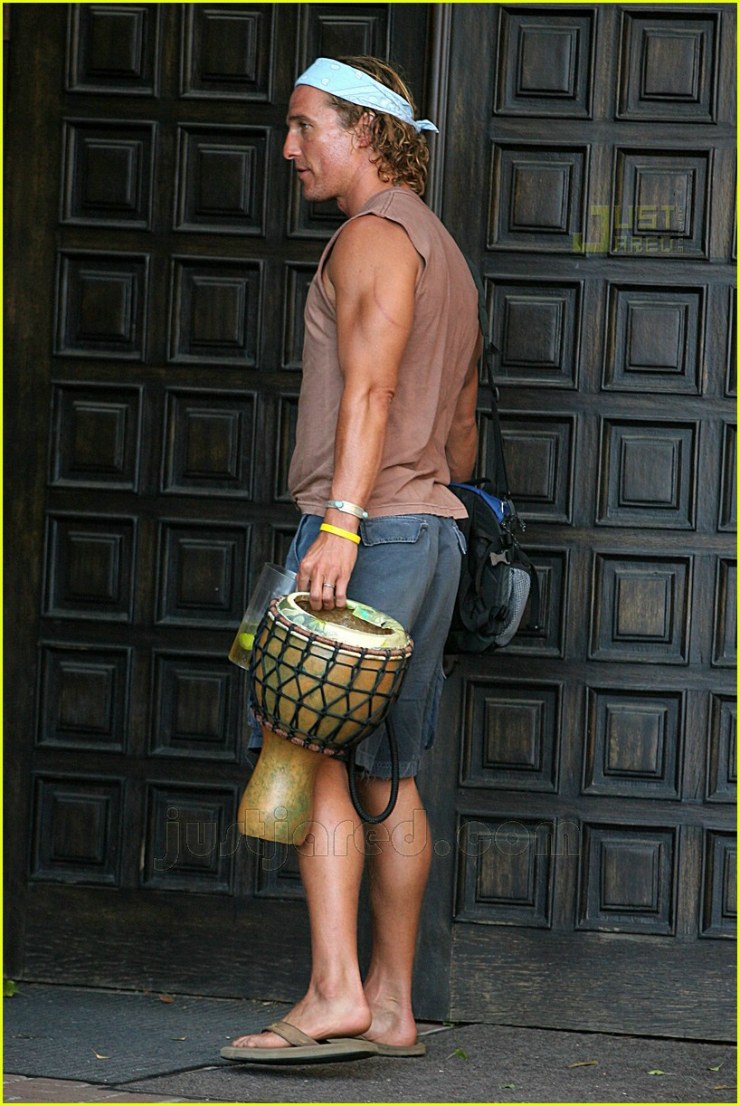 matthew mcconaughey bongos 01