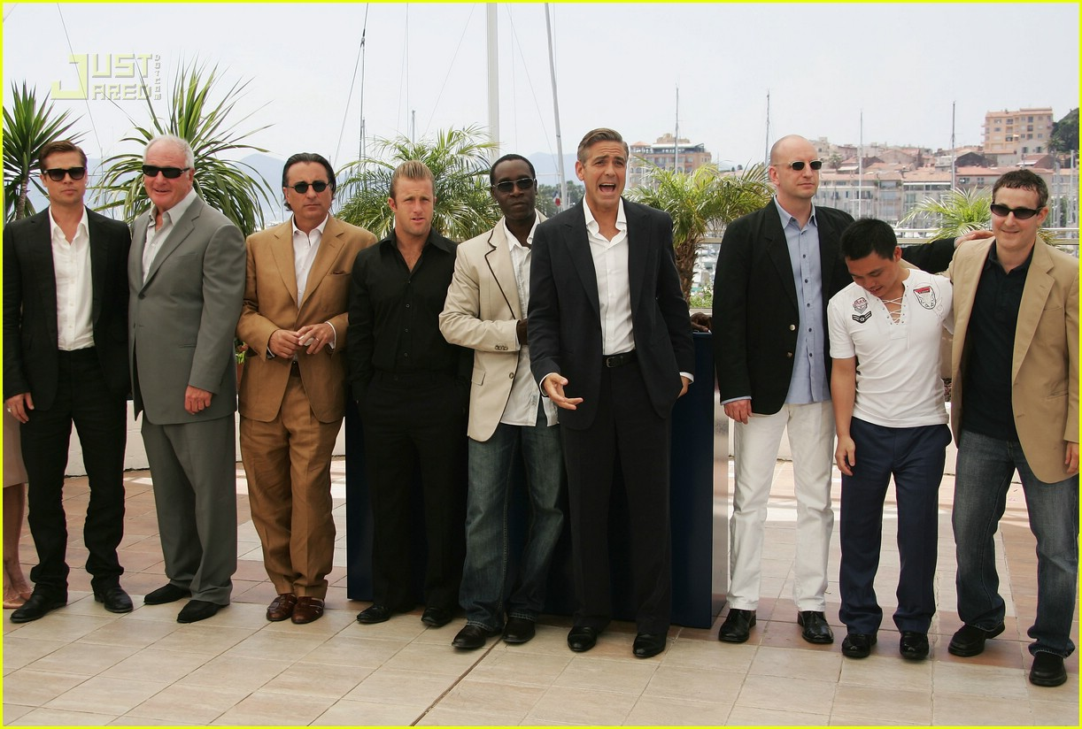 01 oceans 13 cast cannes film festival188391