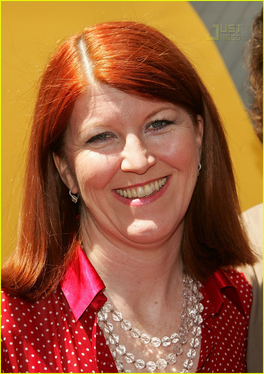 kate flannery nbc upfronts 2007 01163241