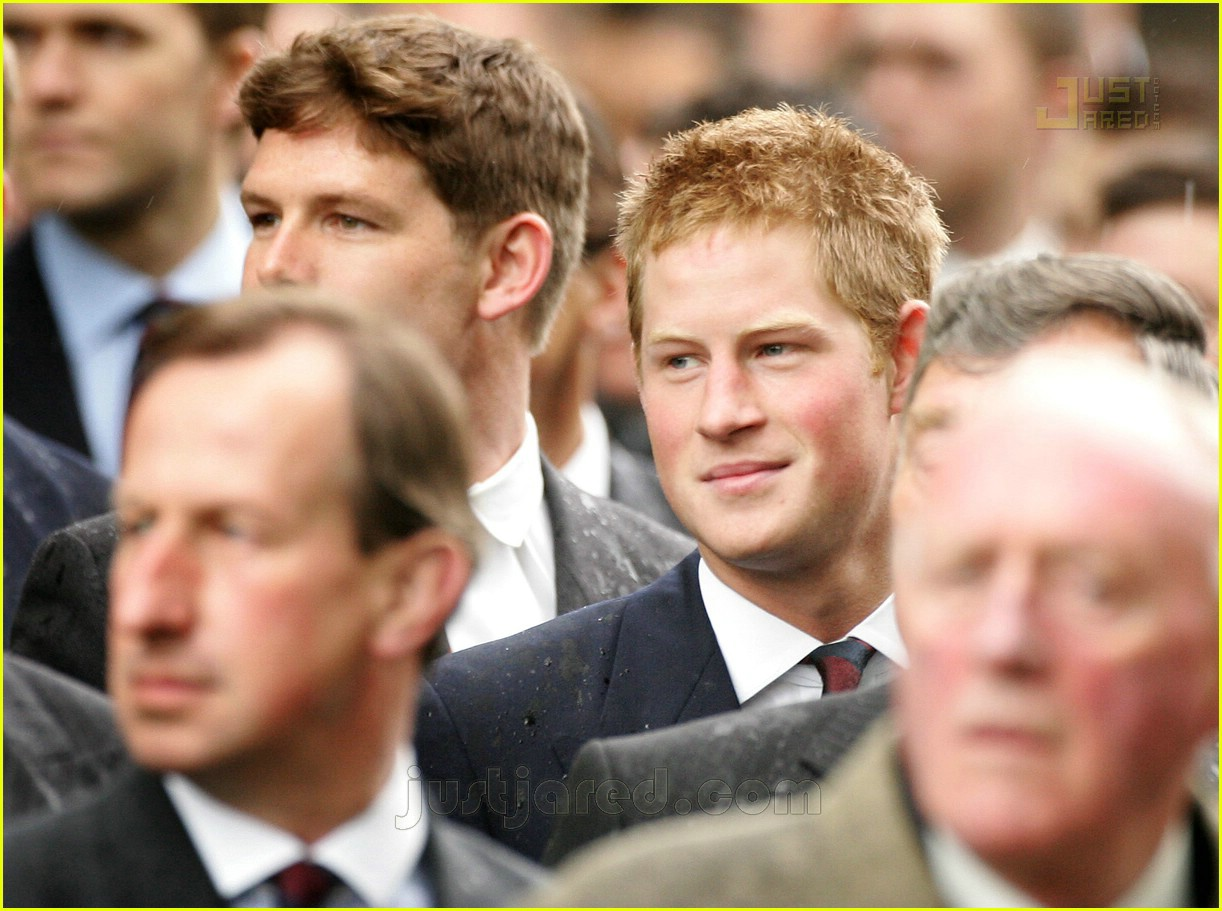 prince william prince harry calvary old comrades parade 01