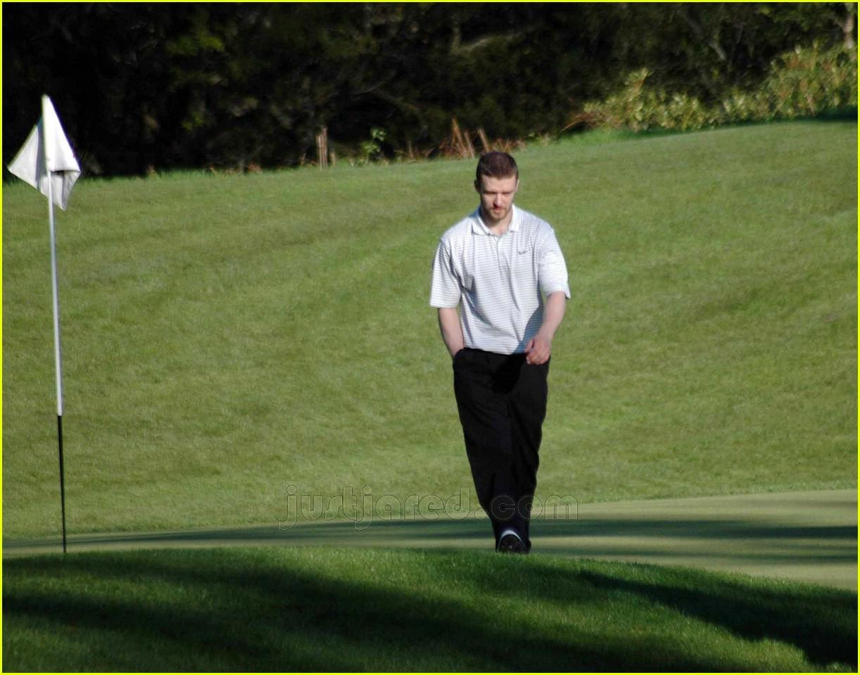 justin timberlake golf 03142521
