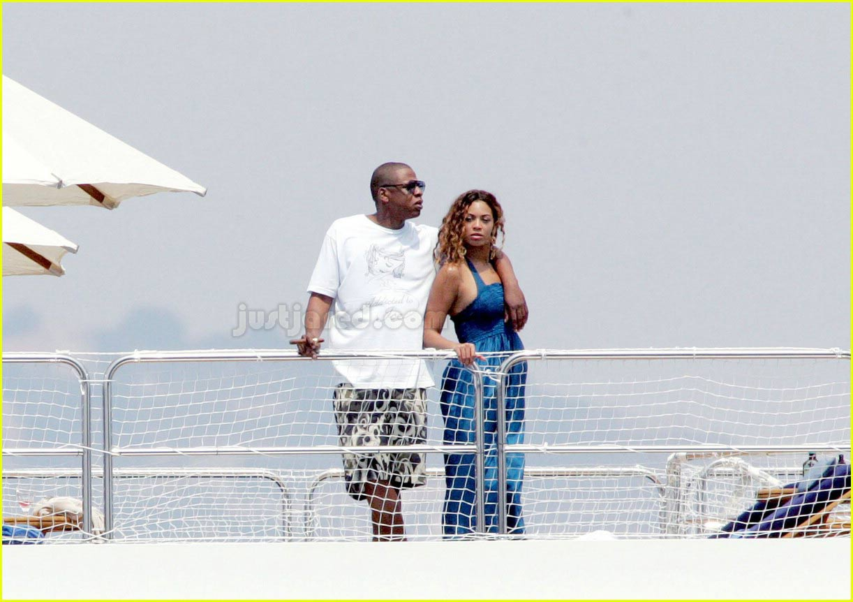 beyonce jay z pleasure cruise 05437391