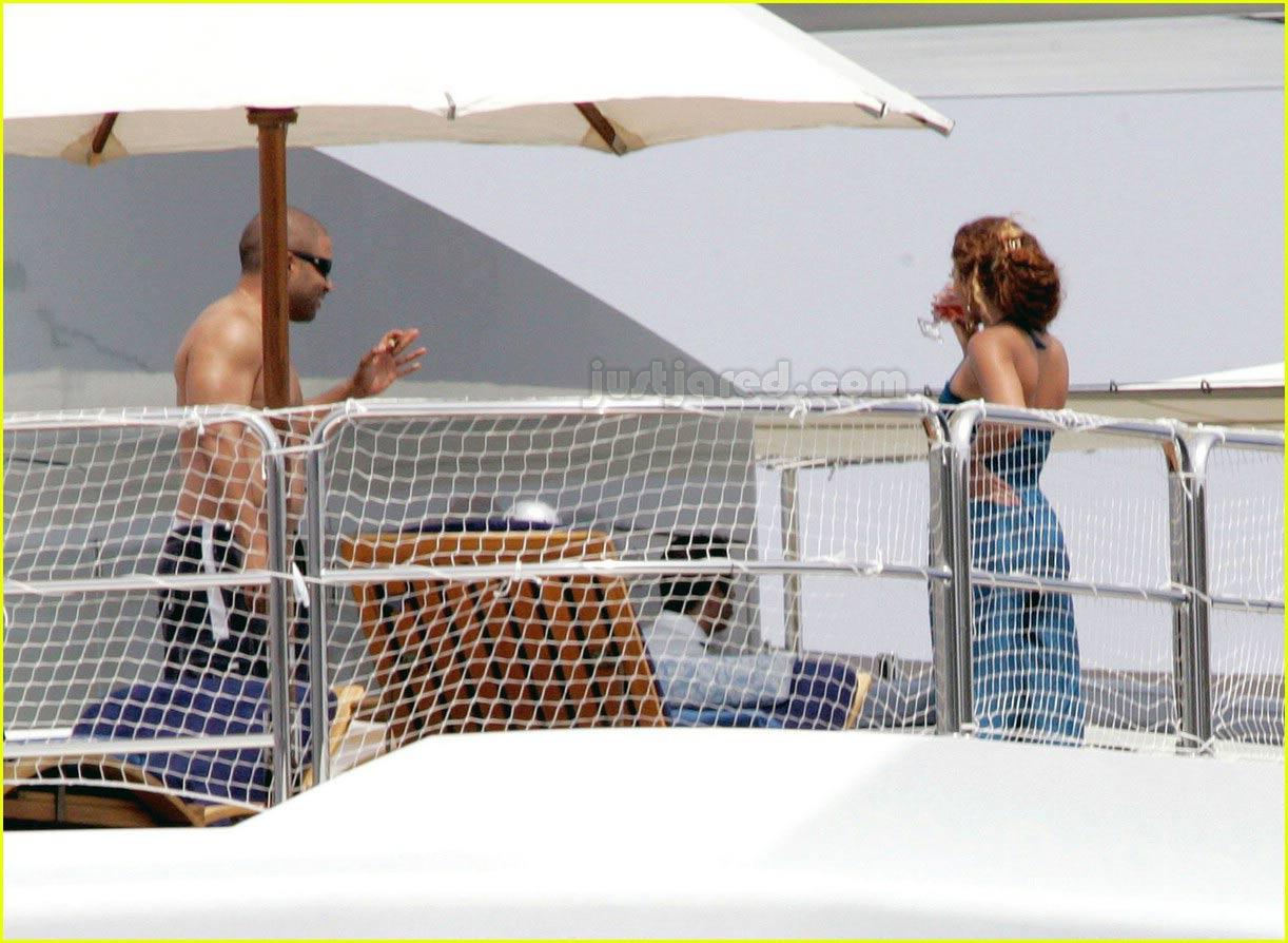 beyonce jay z pleasure cruise 08437421
