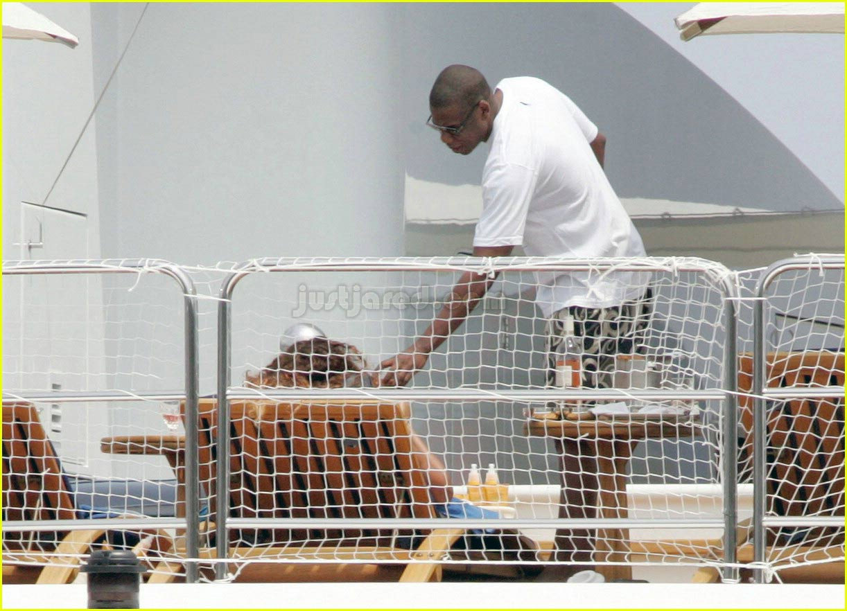 beyonce jay z pleasure cruise 09437431