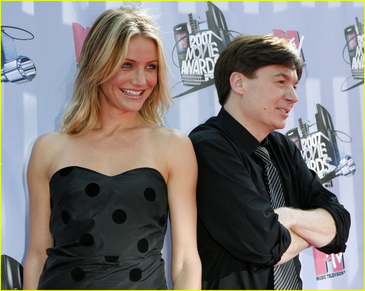 cameron diaz mtv movie awards 2007 51